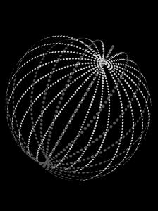 Un essaim de Dyson. Crédit: utilisateur Vedexent, Wikimedia Commons, CC-BY-2.5